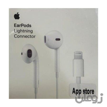هندزفری اپل استوری آیفون 12 Apple Lightning Earpods