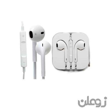 هنذفری ایفون Apple iPhone Earpod