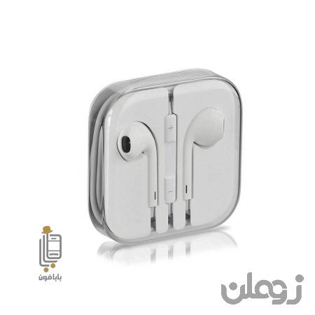 هندزفری اصلی آیفون iPhone SE