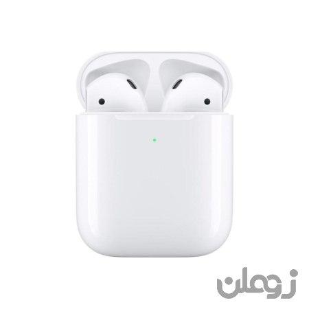 خرید هدفون بی سیم بلوتوث دار اورجینال برند Apple کد ty6580690