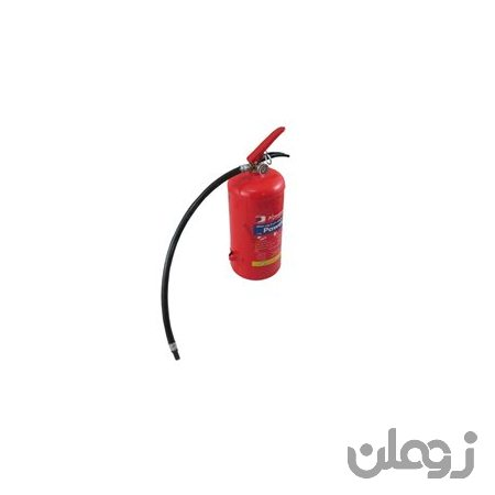 کپسول آتش نشانی پودری ( پودر و گاز ) 4 کیلویی
