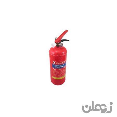 کپسول آتش نشانی پودری ( پودر و گاز ) 3 کیلویی