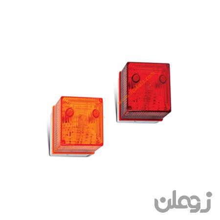 فلاشر LED کم مصرف 220 ولت (قرمز نارنجی) 220-ALL