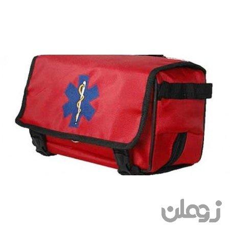 کیف کمک های اولیه کمری بزرگ