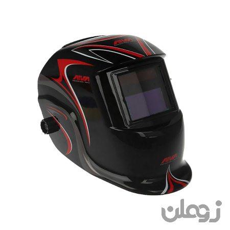 کلاه ماسک جوشکاری اتوماتیک آروا (مدل 8203)