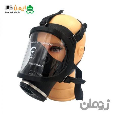 ماسک تمام صورت BEASAT مدل NS09MFT8