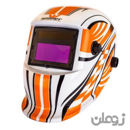 ماسک جوشکاری اتوماتیک وینر مدل W-022