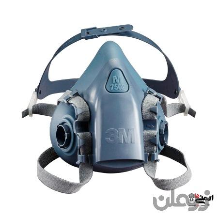 ماسک نیم صورت 3M مدل 7502