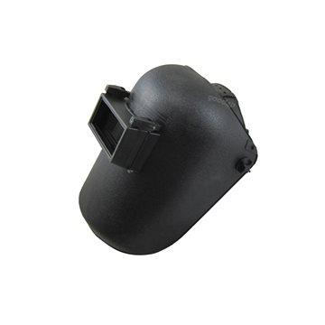 ماسک جوشکاری کلاهی دوجداره تک پلاست