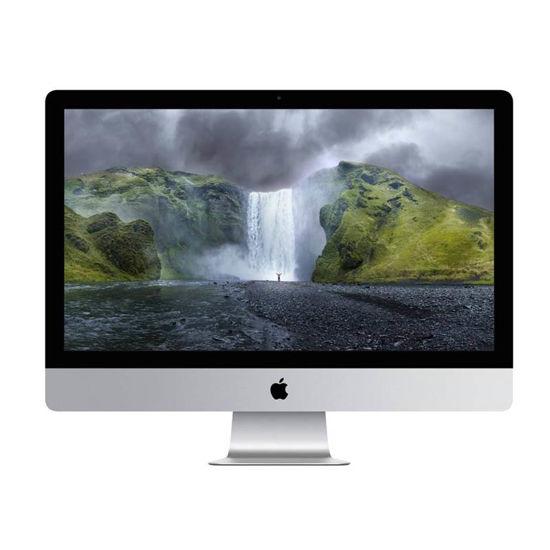 کامپیوتر همه کاره 27 اینچی اپل مدل Apple iMac MNE92 2017 با صفحه نمایش رتینا 5K