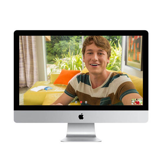 کامپیوتر همه کاره 27 اینچی اپل مدل Apple iMac MF886 با صفحه نمایش رتینا 5K