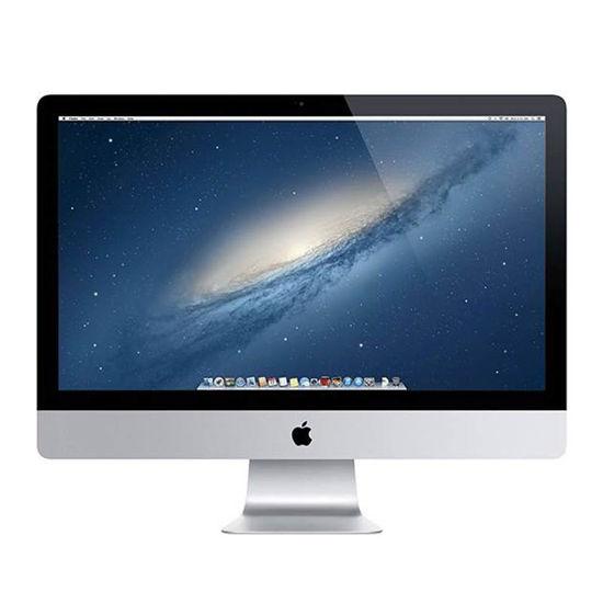 کامپیوتر همه کاره 21.5 اینچی اپل مدل Apple iMac MK452 2015 با صفحه نمایش رتینا 4K