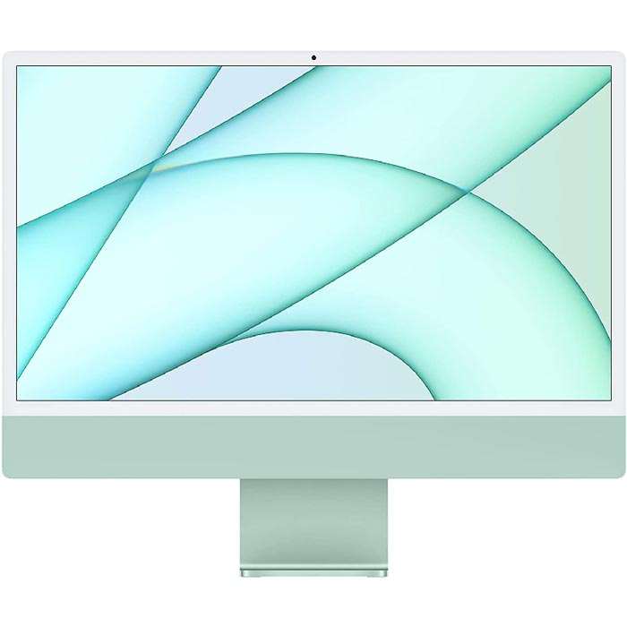 اپل آیمک ۲۴ اینچ ۲۰۲۱ با پردازنده M1 مدل MGPJ3