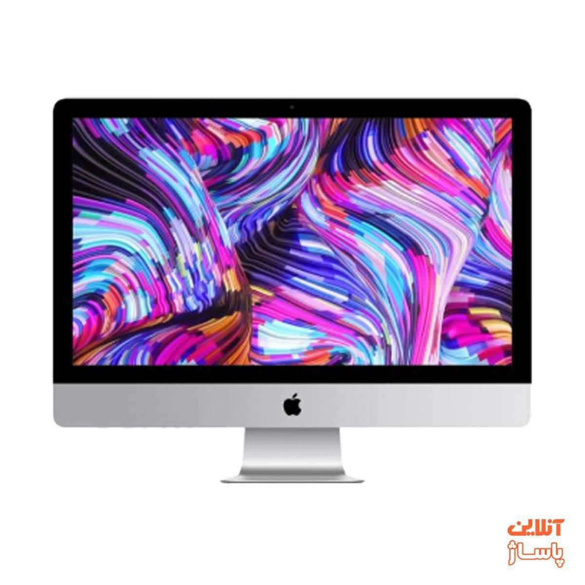کامپیوتر همه کاره 27 اینچی اپل مدل iMac MRR02 2019 با صفحه نمایش رتینا 5K