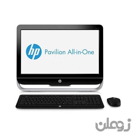 کامپیوتر آماده اچ پی مدل پاویلیون 23 با پردازنده i5 و صفحه نمایش لمسی
