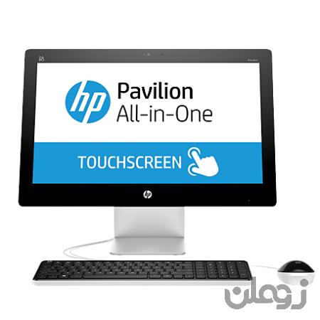 کامپیوتر آماده اچ پی مدل پاویلیون 040 با پردازنده i5 و صفحه نمایش لمسی