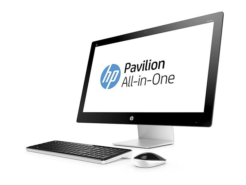 آل این وان HP Pavilion 27 پردازنده i5 6400T گرافیک AMD R7 M360 4GB
