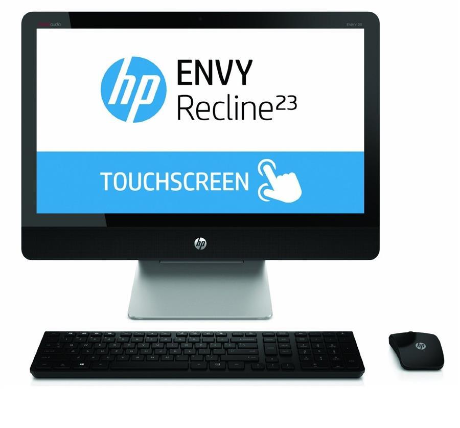 کامپیوتر آماده اچ پی مدل ریکلاین 23 با پردازنده i5 و صفحه نمایش لمسی