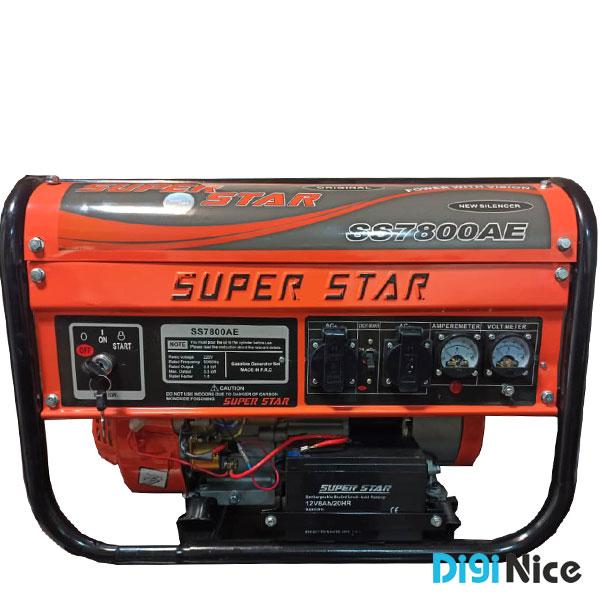 موتور برق سوپر استار مدل SS7800AE
