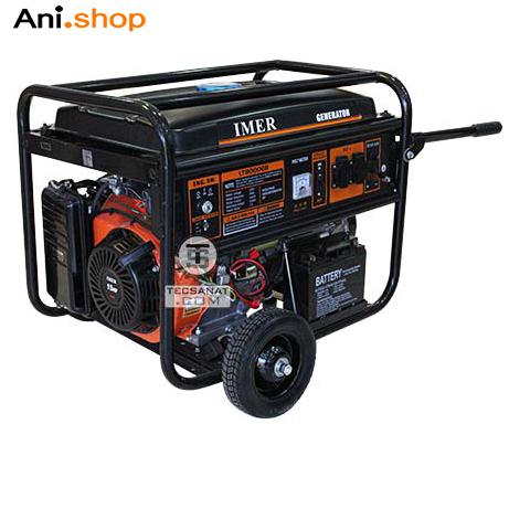 موتور برق بنزینی ایمر مدل LT3900EB