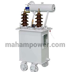 ترانسفورماتور 25KVA روغنی تکفاز 20KV