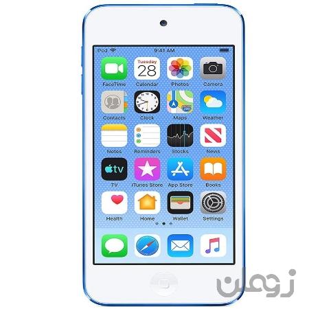 پخش کننده موسیقی قابل حمل اپل مدل iPod Touch ۷th Generation با ظرفیت ۳۲ گیگابایت