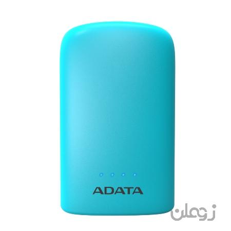 پاوربانک 10050V mAh ای دیتا مدل ADATA P10050V