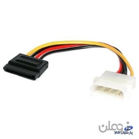 کابل تبدیل برق SATA