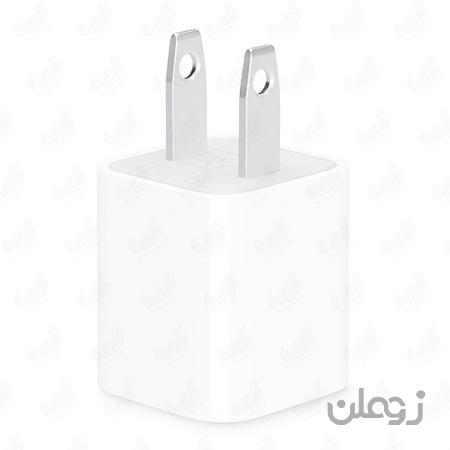 آداپتور شارژر اپل 5 وات(اصلی)