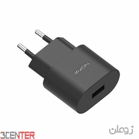 شارژر اورجینال نوکیا مدل Nokia charger AD-10WE