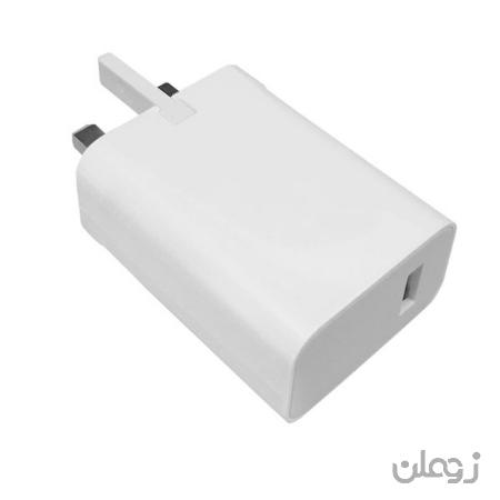شارژر دیواری شیائومی Poco F3 مدل MDY-11-EY به همراه کابل تبدیل USB-C