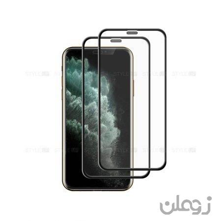 گلس محافظ تمام صفحه گوشی آیفون 11 پرو – iPhone 11 Pro