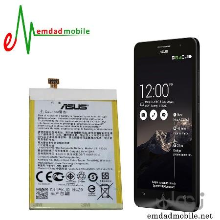 باتری اصلی گوشی ایسوس Asus Zenfone 6 A600CG