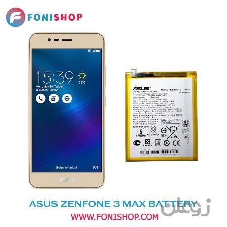 باطری موبایل ایسوس C11P1609 ZenFone 3 Max