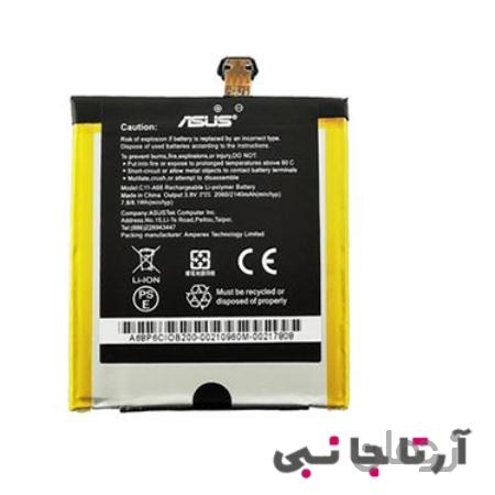 باتری اورجینال ایسوس PadFone 2 مدل C11-A68 ظرفیت 2140 میلی آمپر ساعت