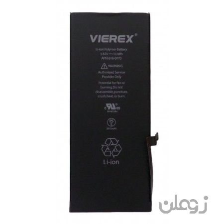باتری گوشی موبایل آیفون VIEREX مدل 6plus