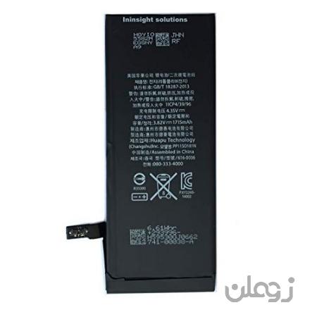 باتری موبایل اپل مدل 6s