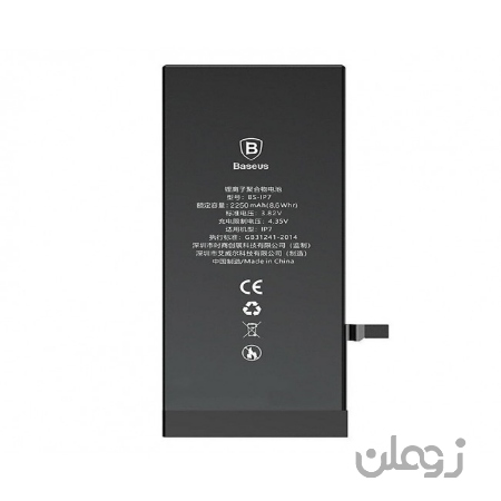 باتری موبایل Iphone 7 باسئوس 2250 میلی آمپر ساعت