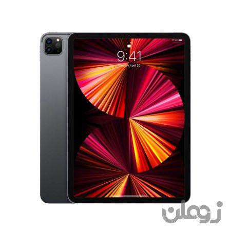 تبلت اپل مدل iPad Pro 11 inch 2021 ظرفیت 128 گیگابایت