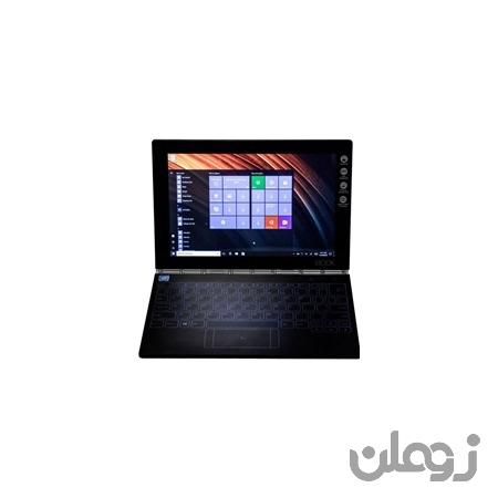 تبلت لنوو مدل Yoga Book With Windows WiFi 128GB