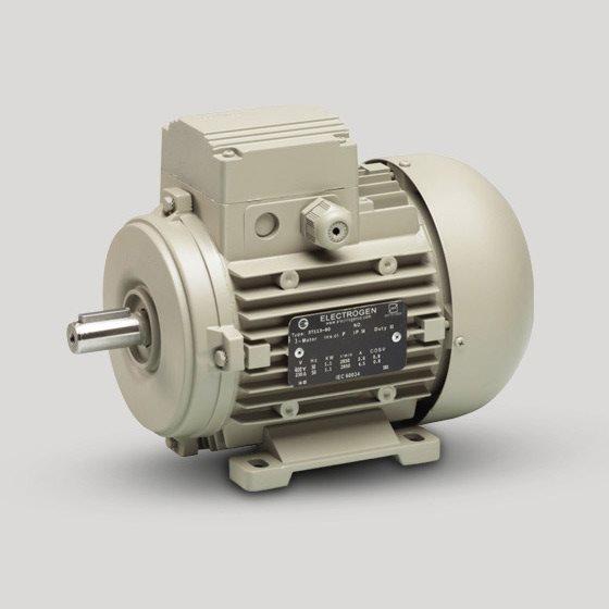 الکتروموتور الکتروژن سه فاز 0/18 کیلووات 1500 دور