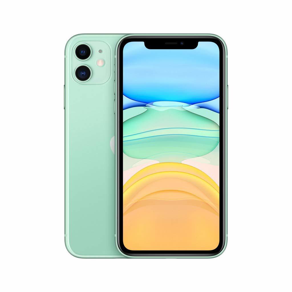 گوشی موبایل اپل مدل iPhone ۱۱ Green دو سیم کارت ظرفیت ۱۲۸ گیگابایت za