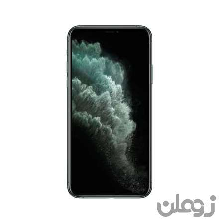گوشی اپل آیفون 11 Pro Max   حافظه 256 رم 4 گیگابایت
