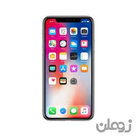 گوشی اپل آیفون X   ظرفیت 256 گیگابایت