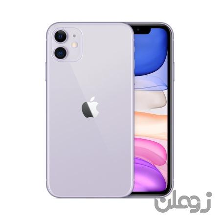 آیفون 11 ظرفیت 128 گیگ Zaa (بنفش) – Iphone 11 128gb Zaa (Purple)