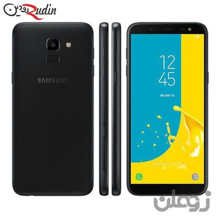 گوشی موبایل سامسونگ مدل Samsung J6